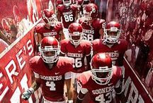 Sooner Gameday / Play like a champion today.