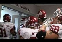 Sooner Action / Oklahoma Sooners in action!