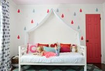 Fun Kid's Room Ideas / Kid's bedroom and play room ideas that are unique and fun.