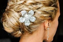 bridal hair / by HairWeavon