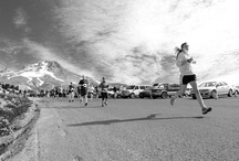 My heart is a racing / A bucket list (of sorts) of running events / by Kimberly Dupps Truesdell