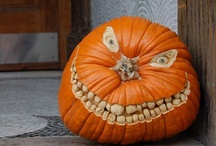 Carved Food, Fruit & Pumpkins / by Leighanne Stainer