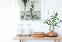 Knus wonen / Ideeën voor kleine knusse huisjes.