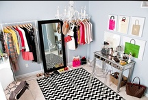 Dressing/makeup room