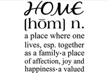 Quotes about the home