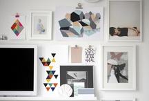 Framed / Frames, frames and more frames