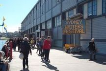 2013 Sydney Writers' Festival / Again, I will be attending and reporting on events and happenings at the 2013 SWF. http://www.swf.org.au/                    May 20-26