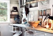 Work it / A collection of stylish and unique home office ideas