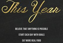 New Year : New Inspiration {2014} / Be the best you / by Dana Rodgers