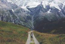 adventures / embrace the journey / by Dani Slifer