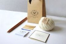 KNIT TO TELL / The richness of stories behind handmade items   learn to knit with us!