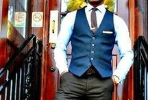 Gentlemen's Fashion / Men's Fashion