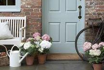 VINTAGE IN COLOURS / Olive Pastel, Dust Pink, Mushroom Plum...we love this vintage palette!