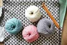 STITCH & STORY   YARNS / Scrummy fibre yarns for knitting, super soft and sustainable wool.