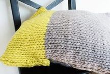LIME YELLOW + GREY COMBO / We love this colour combo, don't you agree? Scandi-inspired we named our latest wool Lime Yellow + Stormy Grey