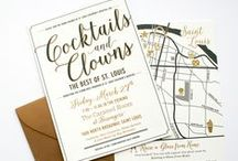 CWD / Courtney Winet Design is a graphic design studio specializing in creative stationery.
