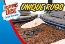 Area Rugs / We take pride in cleaning carpets and floors, but we're great rug cleaners, too. We can clean your Persian and Oriental rugs, as well as the other types of rugs you may have. When it comes to your rugs, we take the greatest care. We can either, clean your area rugs while we're in your home or take them home with us, clean them, and return them back to you clean and renewed. Give us a call today. Heaven's Best Carpet Cleaning, Ames IA, 515-233-9940.