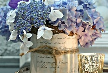 Something Blue Wedding / by Stoneblossom Floral and Event Design