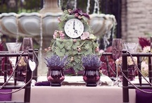 Purple Wedding / by Stoneblossom Floral and Event Design