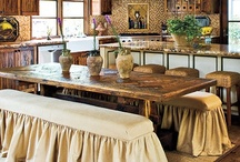 Home Projects: Dining Room / Ideas for our Tavern-style Dining room
