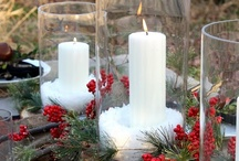 Christmas decoration ideas / Got to get decked up for the holidays / by Lee Anne Bourque