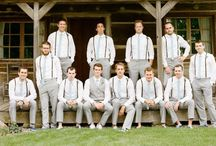 Wedding - for the boys... / by Jenny Herring