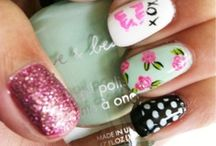 Nails / Nail Creations / by Erica Mercurio