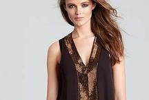 Delightful Blouses & Tops / Stylish Blouses & Tops For Women,  Satin blouses, Delightful chiffon sleeveless blouses, formal blouses, silk blouses, long sleeved blouses ladies blouse, womens apparel, womans clothing, v neck blouses / by Delightful Shopping