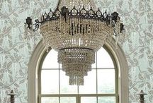 Home Decor - Glam / Glamorous home decor inspiration. / by FLOFORM