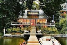 lake house / by Emily Byrd