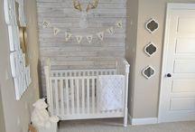 Nursery ideas / by Erica Powell