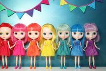 Dolls & Dummies / & mannequins / by Heather Denise