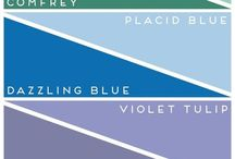 Color Schemes / I use these for Photoshop / by Heather Denise