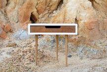 Design by Pura Cal / Pura Cal designed pieces.
