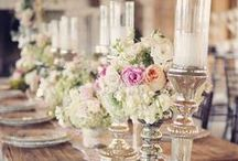 Blush Tones Wedding / by Stoneblossom Floral and Event Design