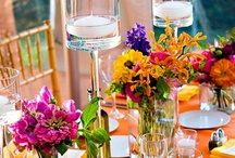 Vibrant Summer Tones Wedding / by Stoneblossom Floral and Event Design