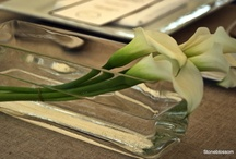 White Calla Lily and Rose Wedding / by Stoneblossom Floral and Event Design