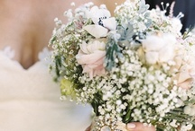 Baby's Breath Wedding  / by Stoneblossom Floral and Event Design