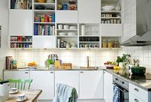 Mostly kitchen / Good ideas, nice layouts, smart solutions and a lot of nice things