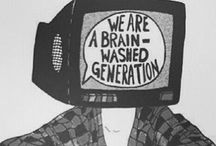 Conspiracies / I occasionally wear a tinfoil hat / by Heather Denise