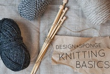 Projects: Knitting & Needleworks