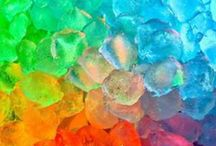 Colorful / ♪Rainbows & bright colors♫ / by Heather Denise