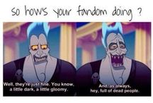 Fandoms / Fandoms that don't already have its own board. / by Heather Denise