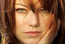 ♥Emma Stone♥ / My favorite actress / by Heather Denise