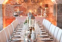 Stoneblossom Magazine Features  / by Stoneblossom Floral and Event Design