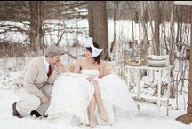 Winter Wonderland Wedding / by Stoneblossom Floral and Event Design