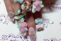 3D Nail Art / by Heather Denise