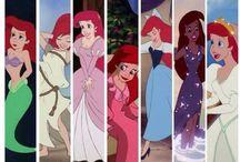 Disney - The Little Mermaid / by Heather Denise