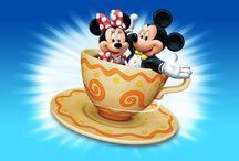 Disney - Mickey & Minnie / by Heather Denise