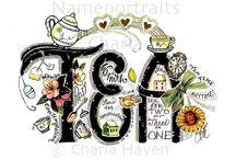 El Tecito / Tea time ☕ / Mis favoritos: earl grey, rooibos, te verde, te de jazmín y tés frutales ☕